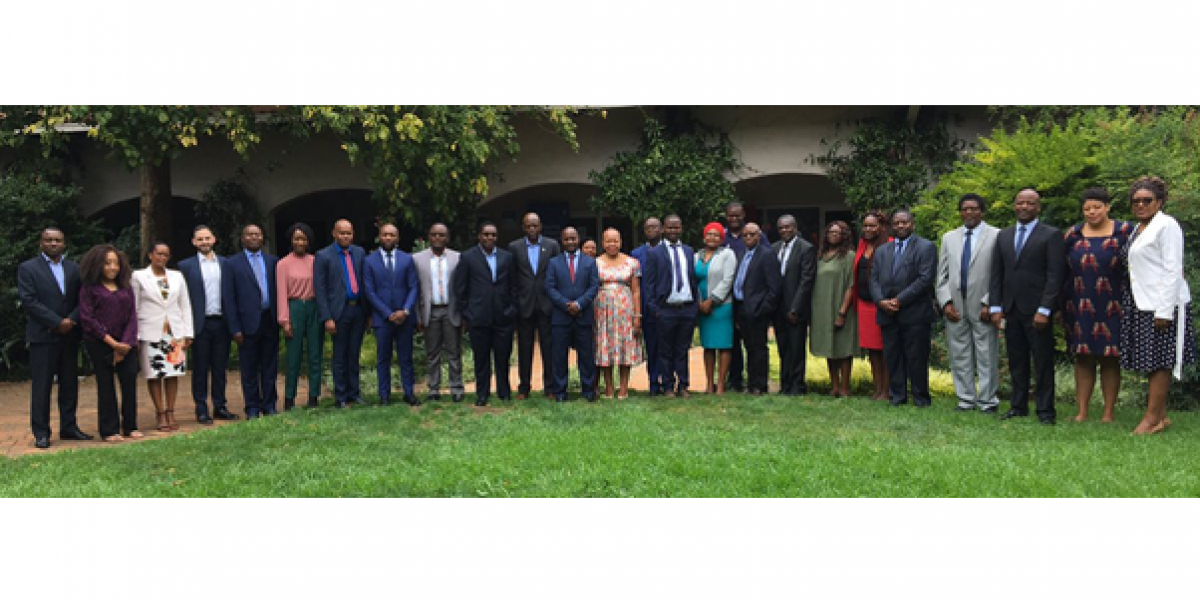 NEPAD/AUDA IP Training Workshop